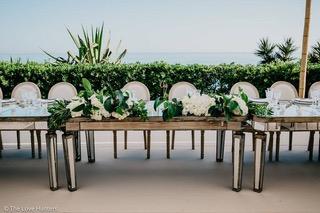 wedding tables Spain