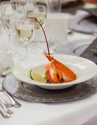 luxury food Spain